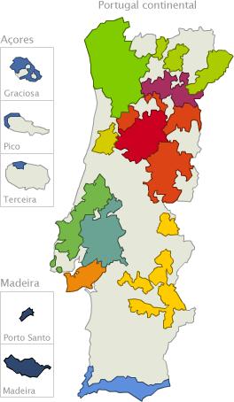 mapa de solos de portugal Infovini | O portal do vinho português | Castas mapa de solos de portugal